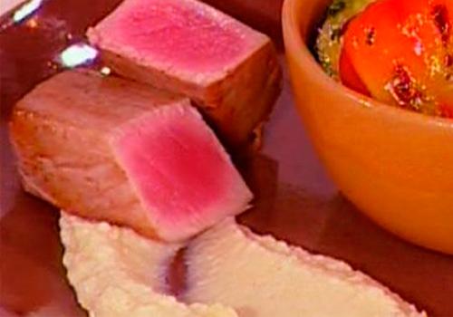 atún-con-puré-de-palmitos